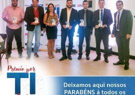 Confira os vencedores do Prêmio POR TI BAHIA 2017