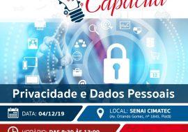 Privacidade e Dados Pessoais
